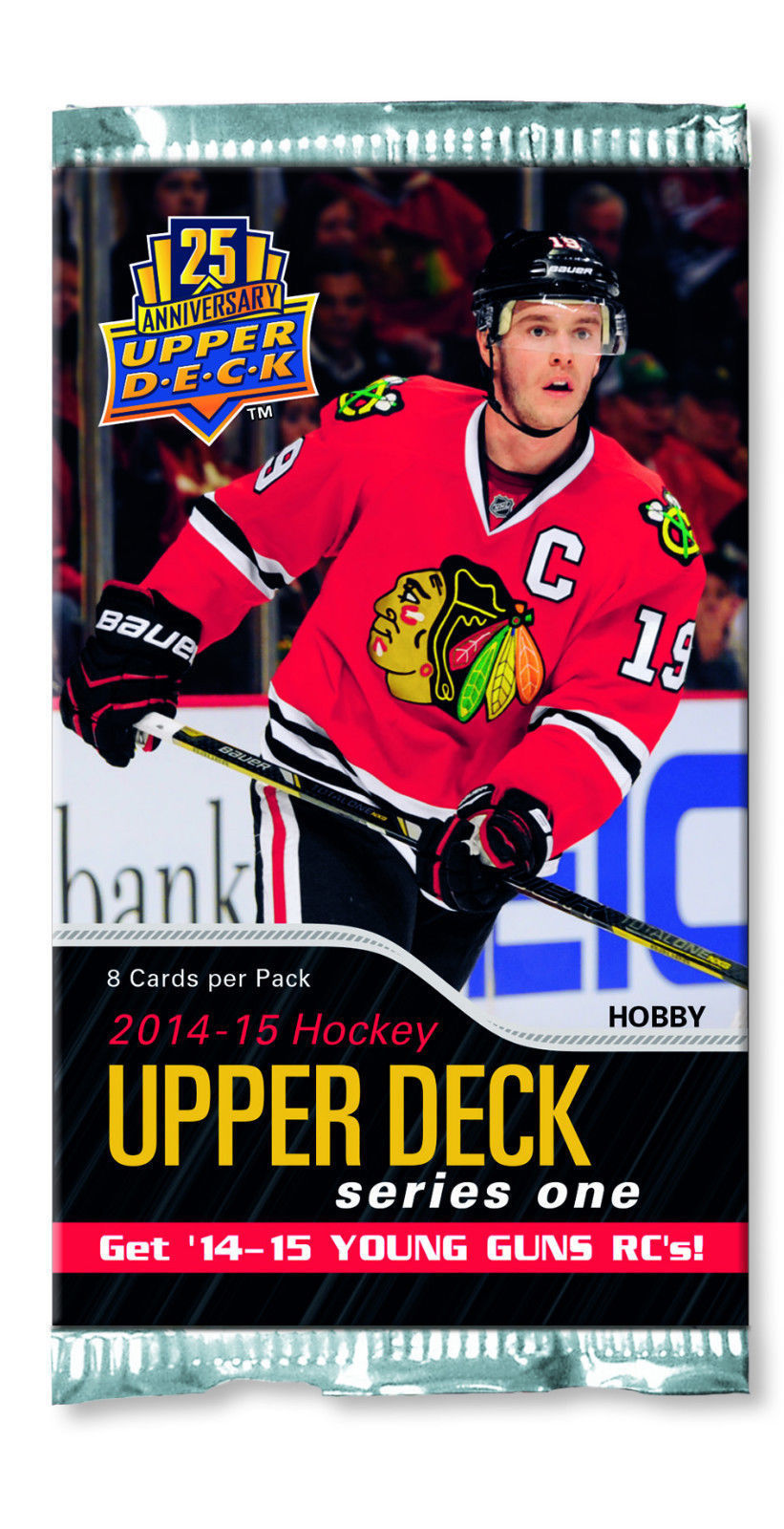 2014 15 Upper Deck Hockey Cards Are Finally Here West Toronto